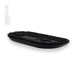 Mini Keyboard Tastatur UKB-500-RF f PC, Mac, Smart TV, Beamer, Spielkonsole, u.v.m.