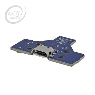 4KS® LED- PCB- Board [JDS-001] 14-pol [blau] f Sony PlayStation 4 Controller
